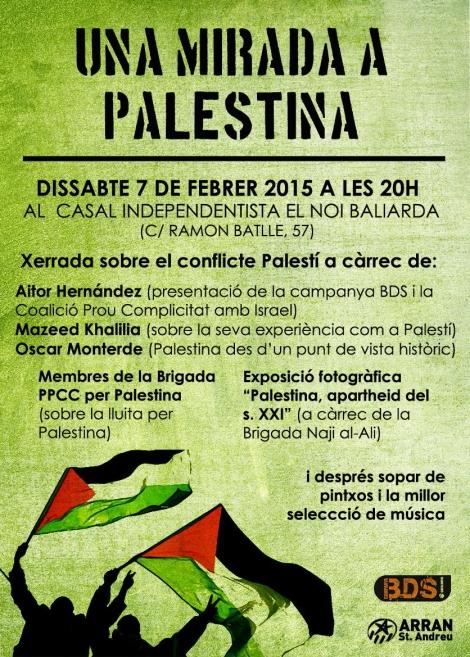 cartell definitiu palestina